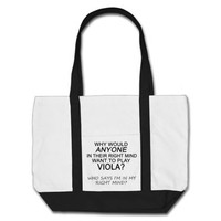 Right Mind Viola Bags
