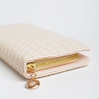 True Kiss Woven Wallet | Ruche