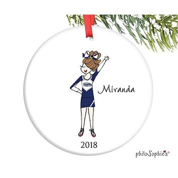 Cheer Team Ornament - personalized philoSophie's