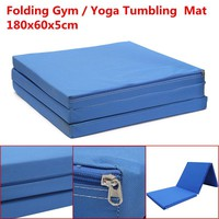 Gymnastics Exercise Sports Yoga Pilates Tumbling Mats