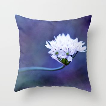 Transpire Throw Pillow by Kristopher Winter