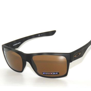 One-nice™ OAKLEY SunglasseS TWOFACE 9189-40 OLIVE CAMO PRIZM TUNGSTEN
