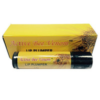 Active Bee Venom Lip Plumper with Manuka Honey, Shea Butter, Grape Seed Oil, Cocoa Butter, 4.5 g