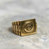 Lovebullets Watch Strap Ring- Gold