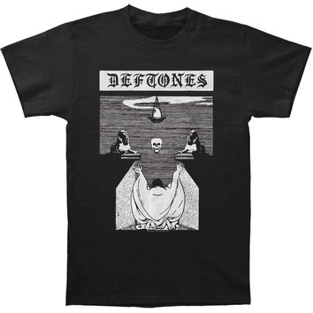 Deftones Men's  Ceremony T-shirt Black