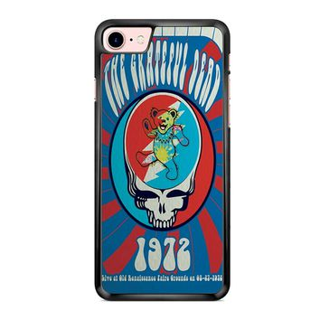 The Grateful Dead Poster iPhone 7 Case