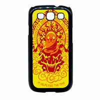 Adventure Time Quotes Jakethe Dog Samsung Galaxy S3 Case