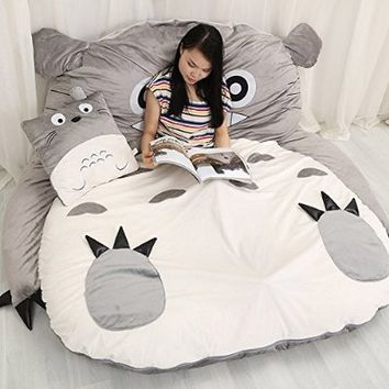YOYOMALL Super Soft My Neighbor Totoro Sleeping Bag 0e526a63f4