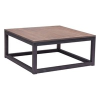 Civic Center Square Coffee Table Metal