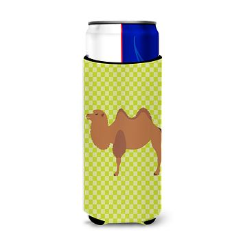 Bactrian Camel Green Michelob Ultra Hugger for slim cans