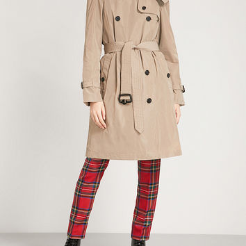 BURBERRY Amberford cotton trench coat