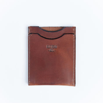 Harness Leather Card Wallet