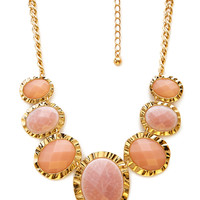 Luxe Moment Bib Necklace