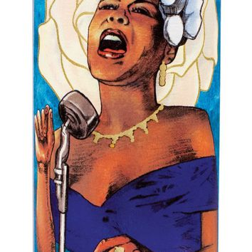 Billie Holiday Secular Saint Candle