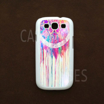 Samsung Galaxy S3 Case - Colorful DreamCatcher Galaxy S3 Cover