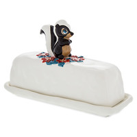 Flower Happy Holidays Butter Dish - Bambi | Disney Store