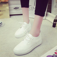 Summer Flat Simple Design Shoes [8865347596]