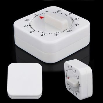 Mechanical Cooking Game Countdown Timer Alarm Clock