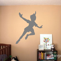Peter Pan Wall Decal