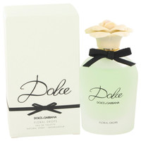 Dolce Floral Drops By Dolce & Gabbana Eau De Toilette Spray 2.5 Oz