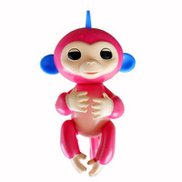 New Fingerlings baby monkey Pink | Tophatter