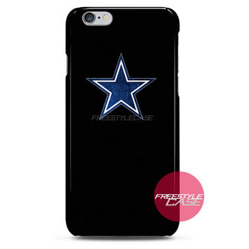 Dallas Cowboys NFL iPhone Case 3, 4, 5, 6 Cover