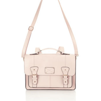 Richmond Backpack Satchel Bag | Pink | Accessorize