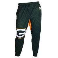 Green Bay Packers Forever Collectibles KLEW Jogging Pants Size M-2XL