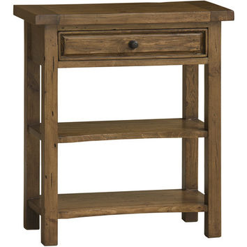 5225-889W Tuscan Retreat®  Single Drawer Console Table - Free Shipping!