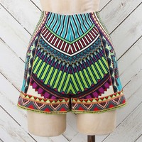 Passion Fruit Shorts | Altar'd State