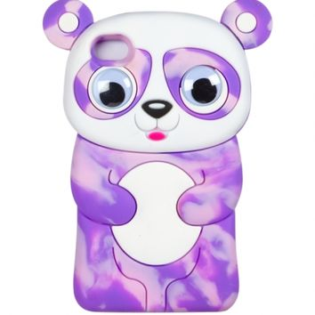 Silicone Swirl Panda Tech Case 4 | Girls Cases & More Tech Accessories | Shop Justice