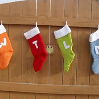 Custom Stockings from Unique Creations by Tracy