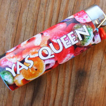 YAS QUEEN bic lighter