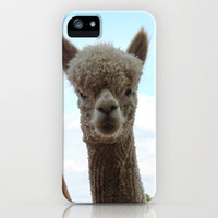 Alpaca iPhone Case by SC Photography | Society6