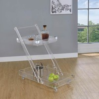 Coaster Furniture 181002 SERVING CART