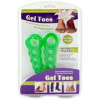 Gel toe separators