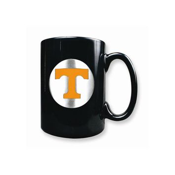 University of Tennessee 15oz Black Ceramic Mug