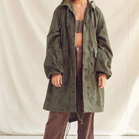 Vintage Night Desert Camo Parka Jacket | Urban Outfitters