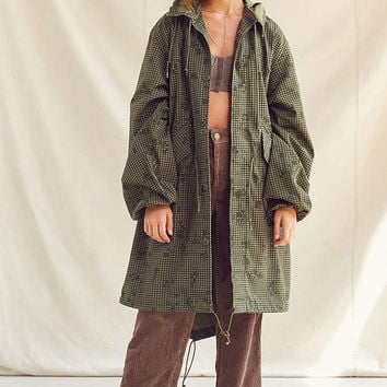 Vintage Night Desert Camo Parka Jacket   Urban Outfitters