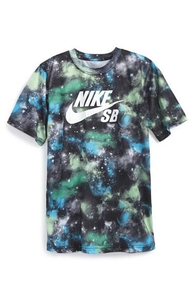 d86b98353c0 Boy s Nike  SB Galaxy Print  Dri-FIT from Nordstrom