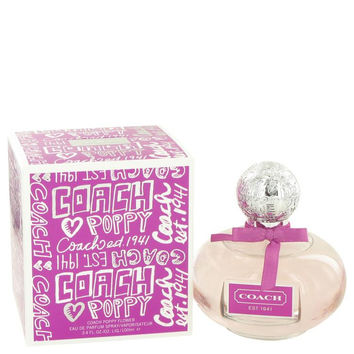 Coach Poppy Flower by Coach Eau De Parfum Spray 3.4 oz