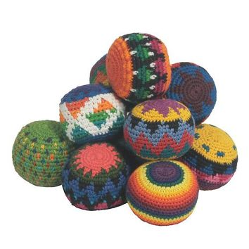 Handmade Hacky Sacks from Guatemala
