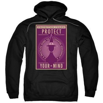 Fantastic Beasts - Protect Your Mind Adult Pull Over Hoodie Officially Licensed Apparel