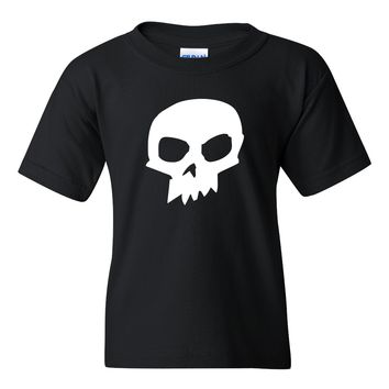 Toy Story Sid Skull Inspired Heavy Cotton Youth T-Shirt