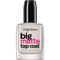 Sally Hansen Big Matte Top Coat | Ulta Beauty