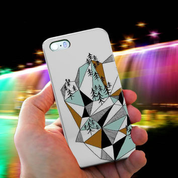 Beautifully Hippies Forest Case For iPhone 5, 5s, 5c, 4, 4s and samsung galaxy S3, S4, S5, Note 2, Note 3