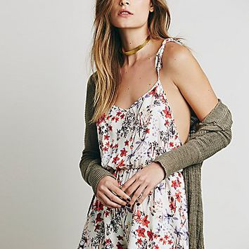 Free People Womens Rhythm Romper