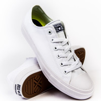 Converse Chuck Taylor All Star II White Ox Sneaker