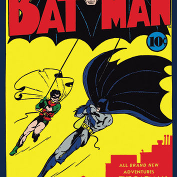 Batman And Robin Serial Poster