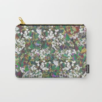 Hawthorn Digital Distortion Carry-All Pouch by Ben Geiger